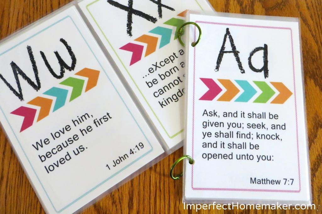 abc verses
