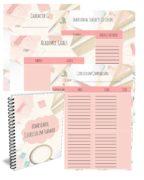 Homeschool Curriculum Planner collage