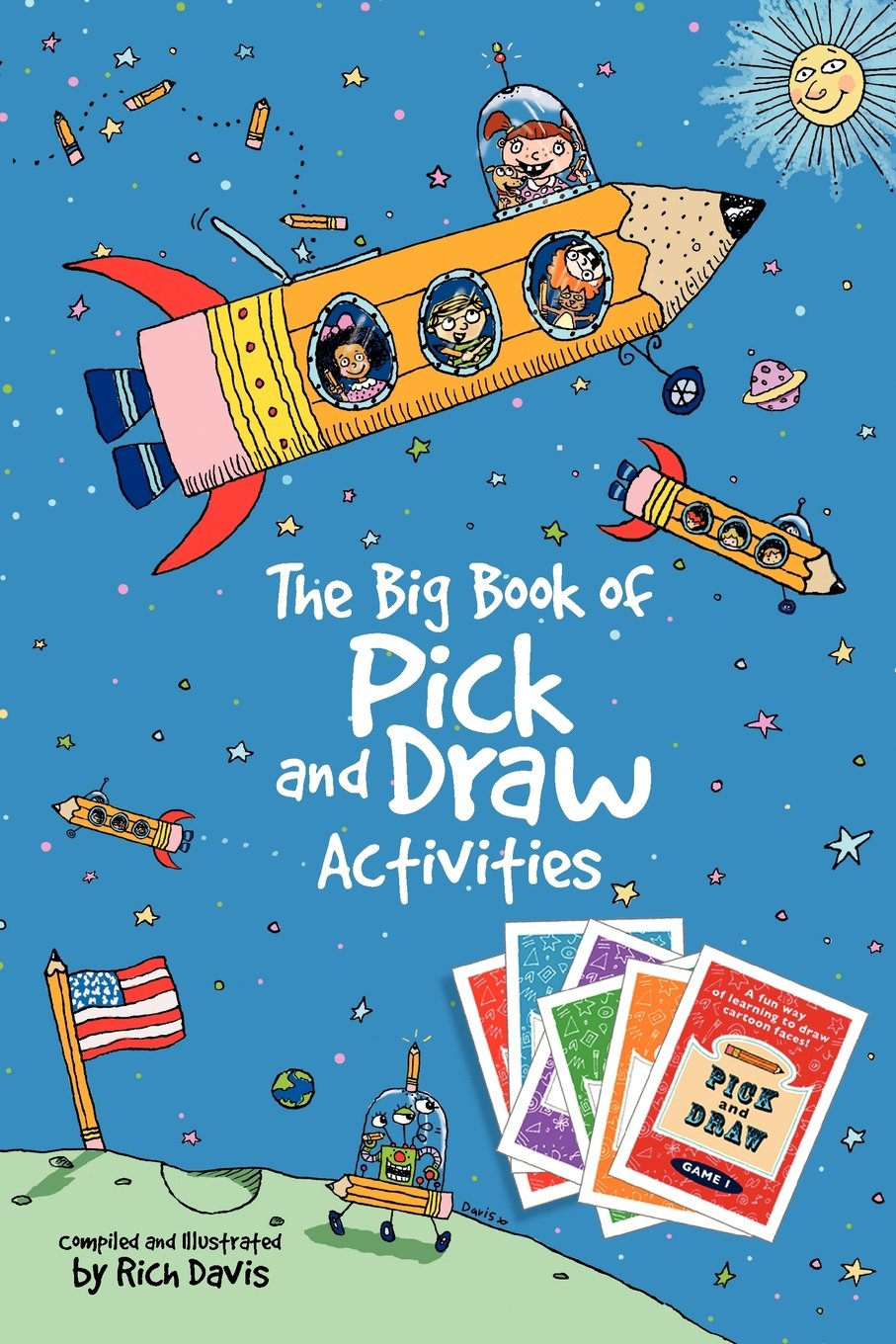 pick and draw book
