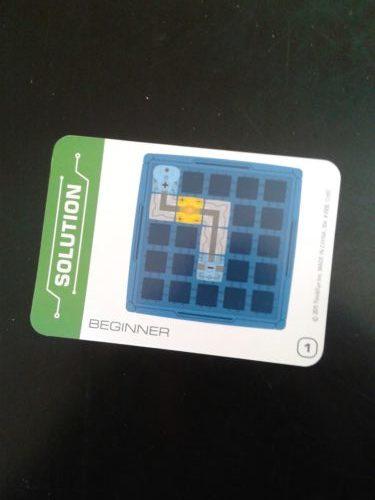 circuit maze solution